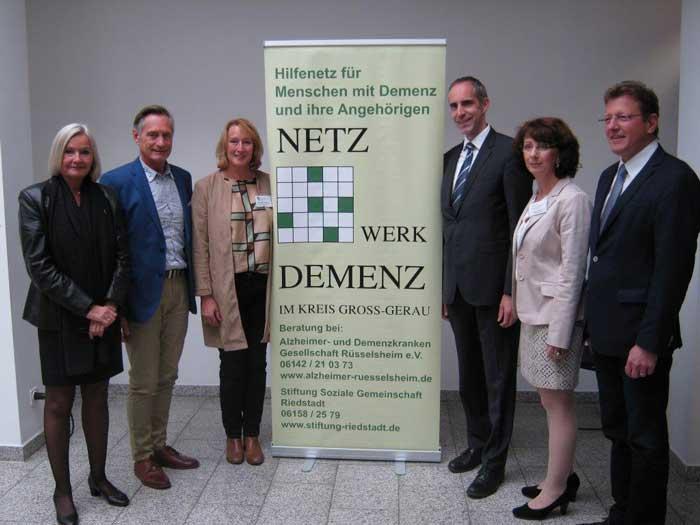 Netzwerk Demenz feiert im Stadtmuseum 10-jähriges Bestehen: